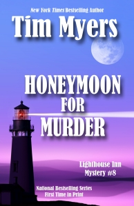 Lighthouse 8 - Honeymoon for Murder - kindle