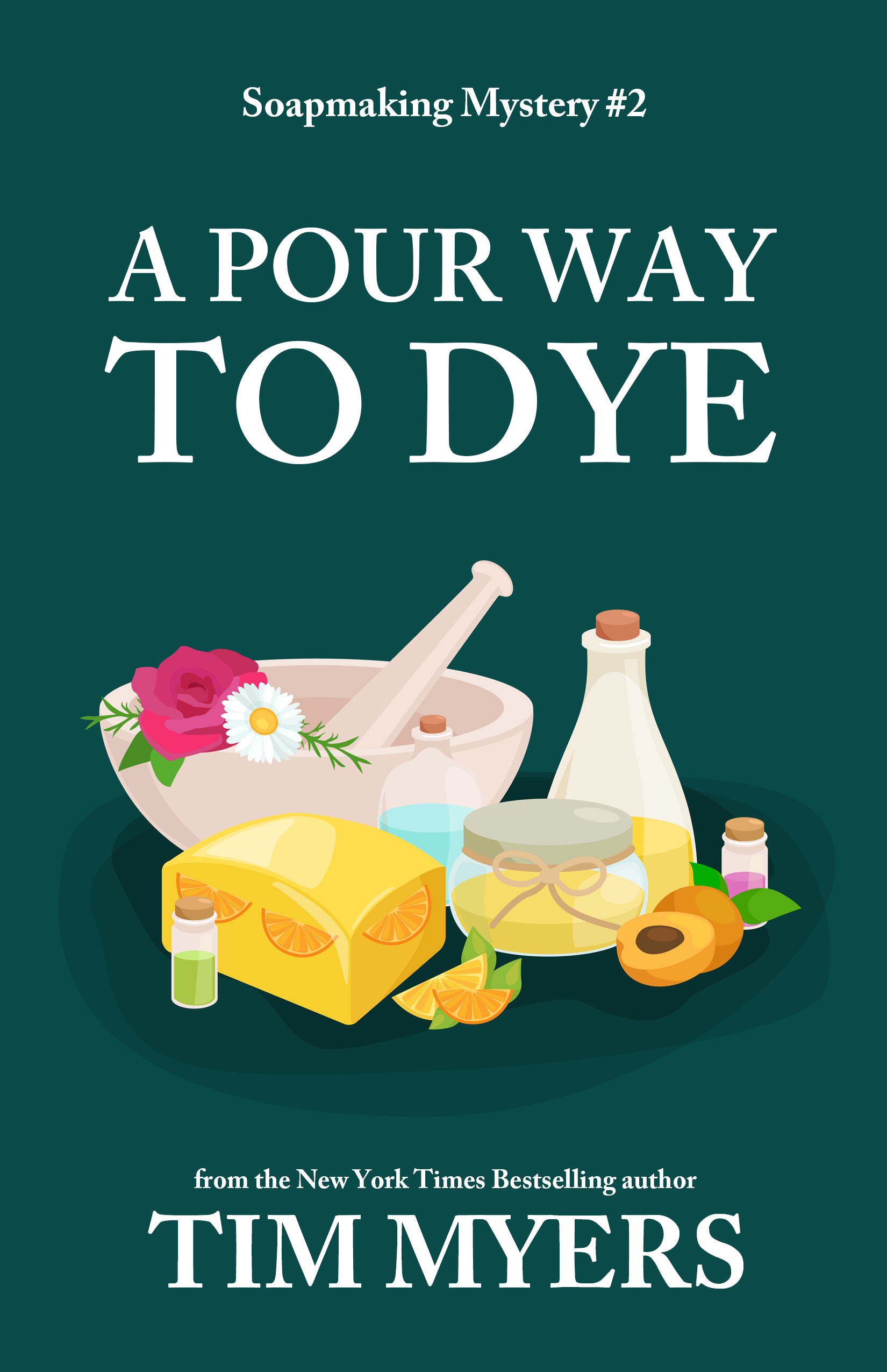 A Pour Way To Dye
